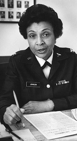 Hazel Johnson Brown