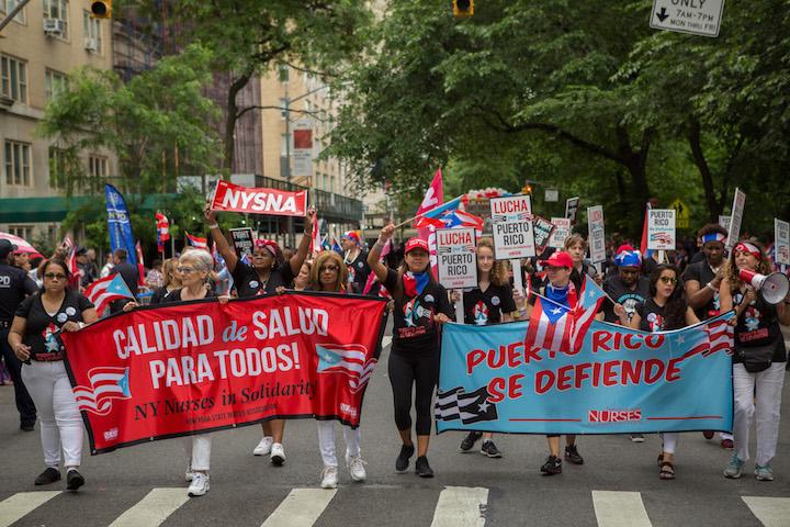 NYSNA PR Parade
