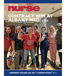 NY Nurse: July 2021