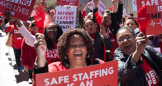 safe staffing for quality care act Washington—american federation of teachers president randi weingarten released the following statement on the nurse staffing standards for hospital patient safety and quality care act.