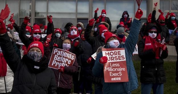Victory! Staffing bills pass the state legislature!