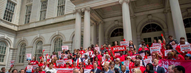 New York State Nurses Association |