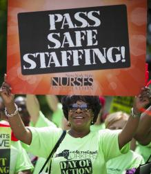 safe staffing for quality care act New national 'ratios' bills set safety limits on number of patients assigned  on safe staffing, expect nurses to provide care  and quality care act,.