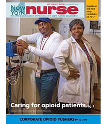 NYSNA Represented Facilities | New York State Nurses Association