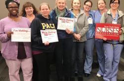 Putnam Nursing Uniting