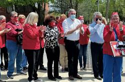 Ellis nurses speak out for safe staffing