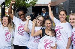 Photo of NYSNA Member Midwives